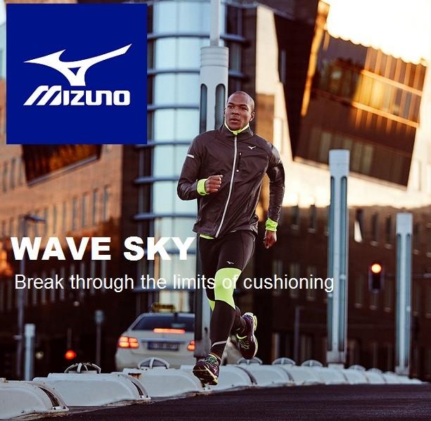 Wave Rider 20 Mizuno