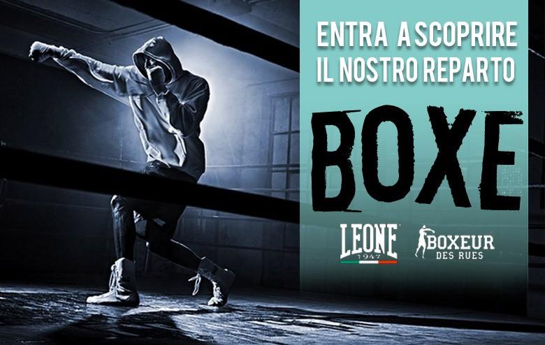 Reparto Boxe Noi Sport