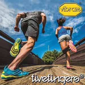 VIBRAM FIVE FINGERS