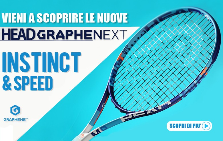 HEAD GRAPHENE INSTINCT SPEED
