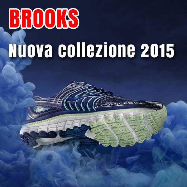 Nuova Collezione Brooks 2015
