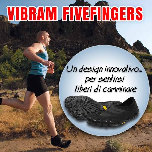 Scarpe running Vibram