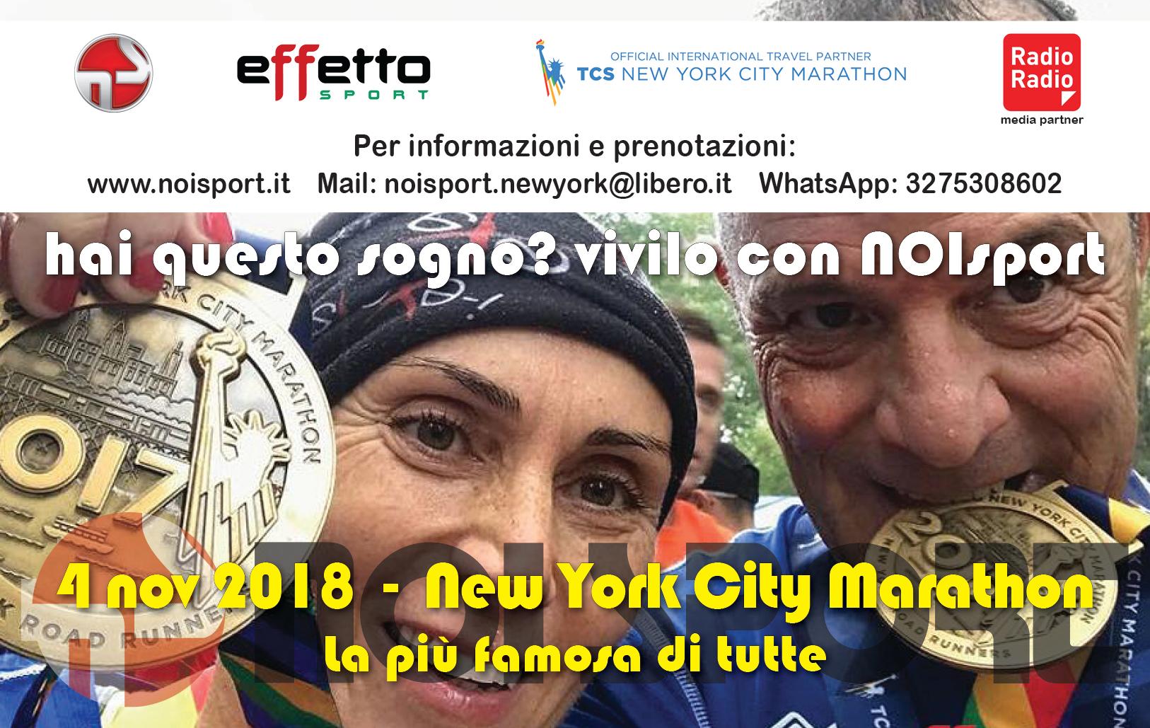 maratona ny 1