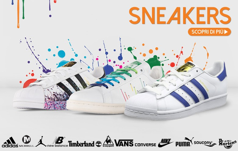Reparto Sneakers Noi Sport